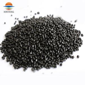Nero di carbonio di plastica dell'elemento portante del PE Masterbatch Masterbatch nero per i tubi