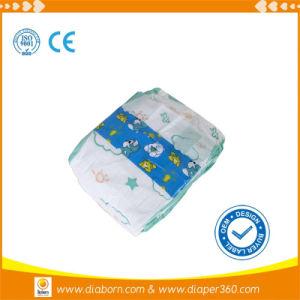 OEMの高品質の極度の柔らかい赤ん坊のおむつの製造者