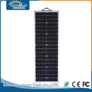 1台のLEDランプのスマートな太陽街灯70Wの高い発電すべて