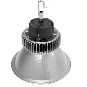 Lámpara de industriales de alta potencia 100W de alta fijación de la luz de la Bahía de LED