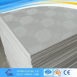 Forro de gesso laminado de PVC/PVC Forro de gesso/forro de gesso/placa de gesso Padrão/forro de gesso/placa de gesso