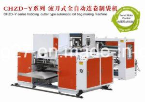 Het Hobbing van Chengheng Zak die van het Broodje van de Snijder de Automatische Machine maken