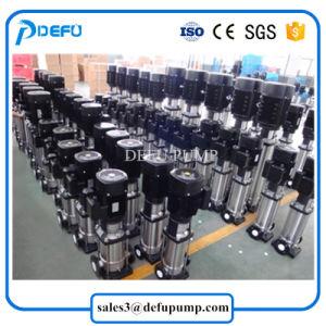 Hohe Leistungsfähigkeits-beweglicher Zusatzmehrstufenwasser-Pumpe