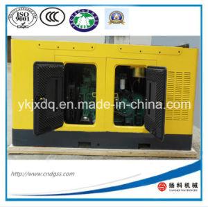 Diesel van de Stijl van /100kVA van de Motor van Volvo 80kw Stille Elektrische Generator