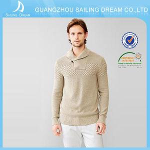 Maglione del cachemire del cardigan degli uomini di alta qualità per l'uomo in Cina