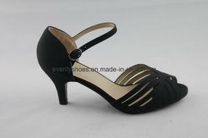Haut talon élégantes chaussures femmes sandale pour 2017