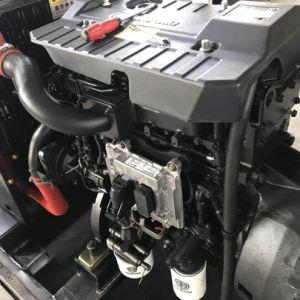 El tamaño están ajustadas elevada dureza 30kw Generador Diesel
