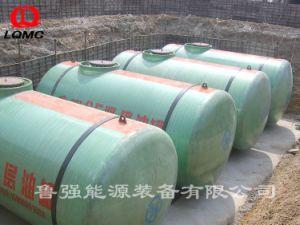 Стекловолоконные двойные стенки подземного хранения топлива в баке