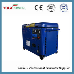 Neue leise bewegliche Energien-Dieselgenerator-Set des Entwurfs-5kVA