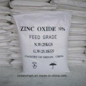 Oxyde van uitstekende kwaliteit van het Zink van het Voer het Bijkomende