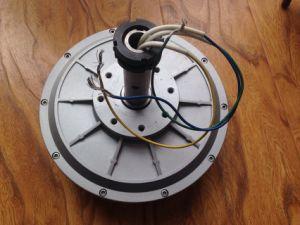 Generatore a magnete permanente di Coreless per la turbina di vento verticale