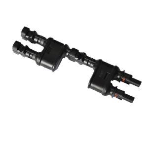 2.5/4/6/10mm conector Cabos PV - MC4 fichas