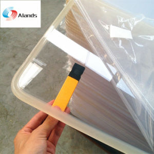 Acrílico transparente al por mayor de la hoja de lámina de acrílico personalizado