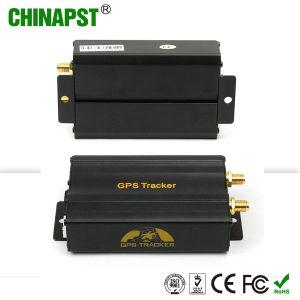 GSM/GPRS en tiempo real con sensor de vibraciones GPS vehículo Tracker (PST-VT103A)