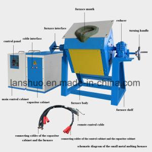O exportador e o fabricante de toda a espécie de forno de fusão por indução (LSZ-35)