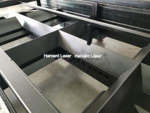 máquina de corte láser de fibra con sistema CNC