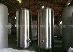蒸留水のステンレス鋼の貯蔵タンク