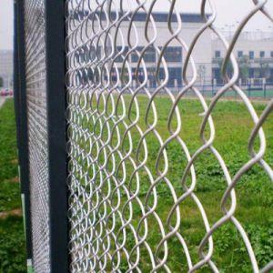 ステンレス鋼の塀の一時塀の金網