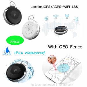 2g/GSM GPS Drijver met Waterdicht en SIM Kaart Pm02