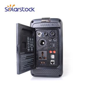 Inverter건축하 에서를 가진 FCC 적능력 RoHS Certificated Portable Solar Generator