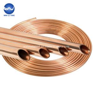 Fornecer alta qualidade e Multi-Type Copper Tube/Tubo de cobre sem costura/tubo em forma de cobre