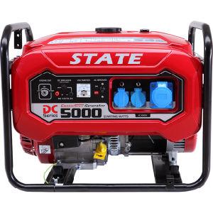 4500W générateur à essence avec commercial puissant moteur