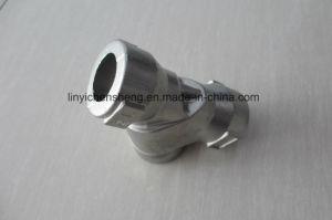 Accoppiamento dell'acciaio inossidabile dal pezzo fuso silicico della cera perso solenoide
