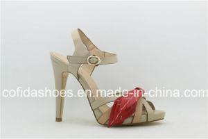 Summer Classic High Heels sandale de style pour la mode Lady