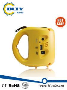 Wholesale recargables LED Linterna de camping con Radio