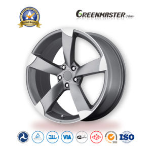 DOT/TUV/Jwl/Viaによって証明される工場卸売のレプリカの乗用車SUV 4X4のトラックのアルミ合金の車輪の縁、バストレーラーATVの鋼鉄車輪