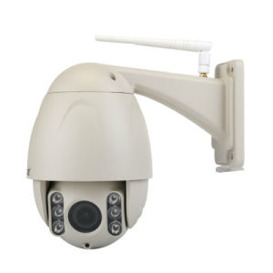 Wanscam Hw0045 5X Optical Zoom 1080P 80m Nachtsicht Onvif&Ap Pantilt IP Camera