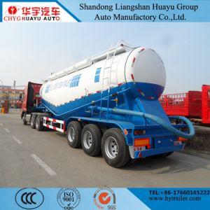 판매를 위한 반 중국 트럭 트레일러 제조자 공급 부피 시멘트 탱크 트레일러 유조선 트레일러