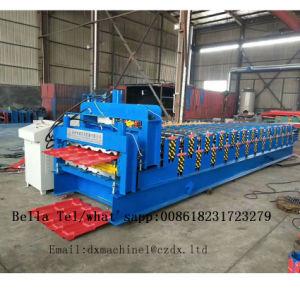Profil du panneau de toit de métal Tile Making Machine