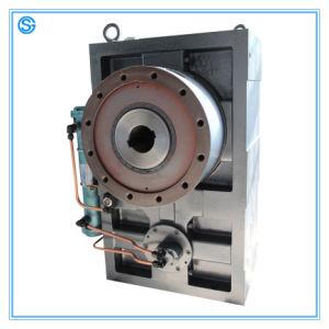 À la verticale de boîtes de vitesses pour l'usine de tuyaux en PVC
