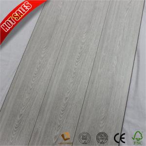 Resistente al agua AC4 clase32 suelos de madera laminada de 8mm