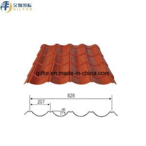 PPGI PPGL/Prepainted /Zinc ha ricoperto il tetto/lamiera di acciaio ondulati /Color galvanizzati tuffati caldi