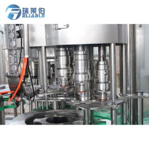 Completare la catena d'imballaggio di riempimento acqua pura/dell'acqua minerale in bottiglia