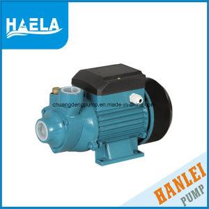 Pompa ad acqua elettrica periferica lavorante del motore di CNC della superficie di vortice di Qb