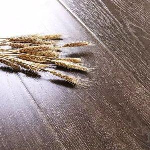 Medio ambiente realista Non-Deformation impermeable duradera madera Piso Laminado Junta para la decoración del hogar