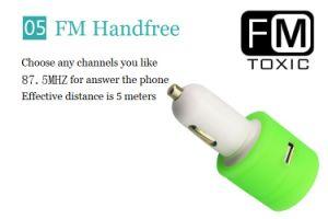 Coche MP3 Wireless FM Transmitter (SKY-C1)
