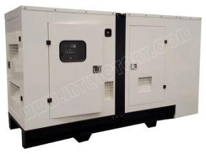 40kw/50kVA防音のCumminsのディーゼル機関の発電機セット