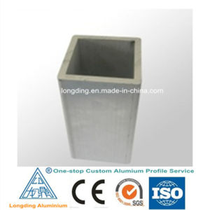 Aluminium Uitgedreven Aluminium in China