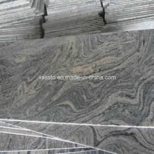 FlooringおよびWallのための中国Juparana Granite Tile