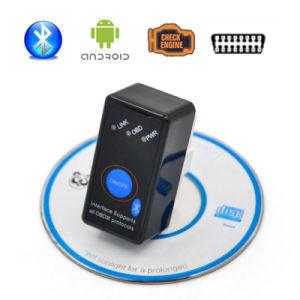 Elm327 Bluetooth V2.1 OBD2の自動スキャンナーのツール