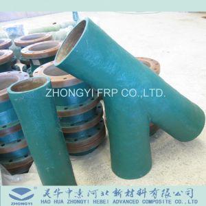 Tubo della vetroresina di alta qualità FRP/GRP del fornitore della Cina