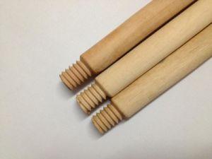 Maniglia di legno del dispositivo a induzione del PVC per la scopa per la spazzola