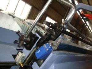 型抜きの折り目が付く機械(ML-1200)