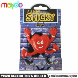 Оптовая торговля мягкой пластиковой липких существ Splatter Новинка игрушка
