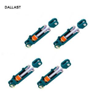 油圧RAMのコンポーネントの二重代理の水圧シリンダ猫の水圧シリンダ