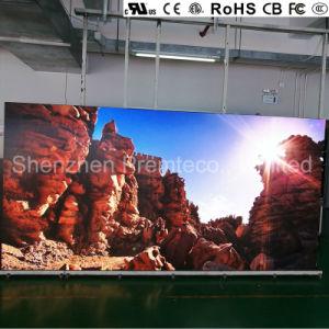 Haut de la qualité européenne P2.5 Indoor affichage LED